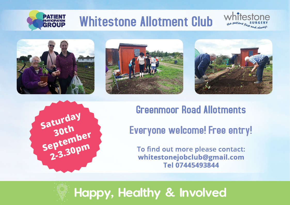Groundbreakers Allotment Club